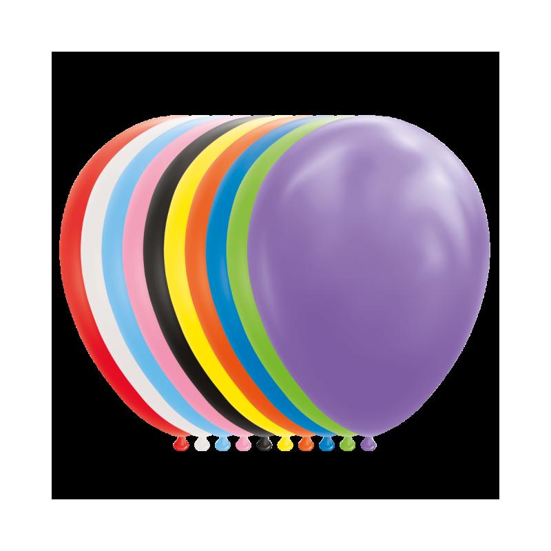 """Balloner 12"""" / 30 cm balloner 25 stk"""
