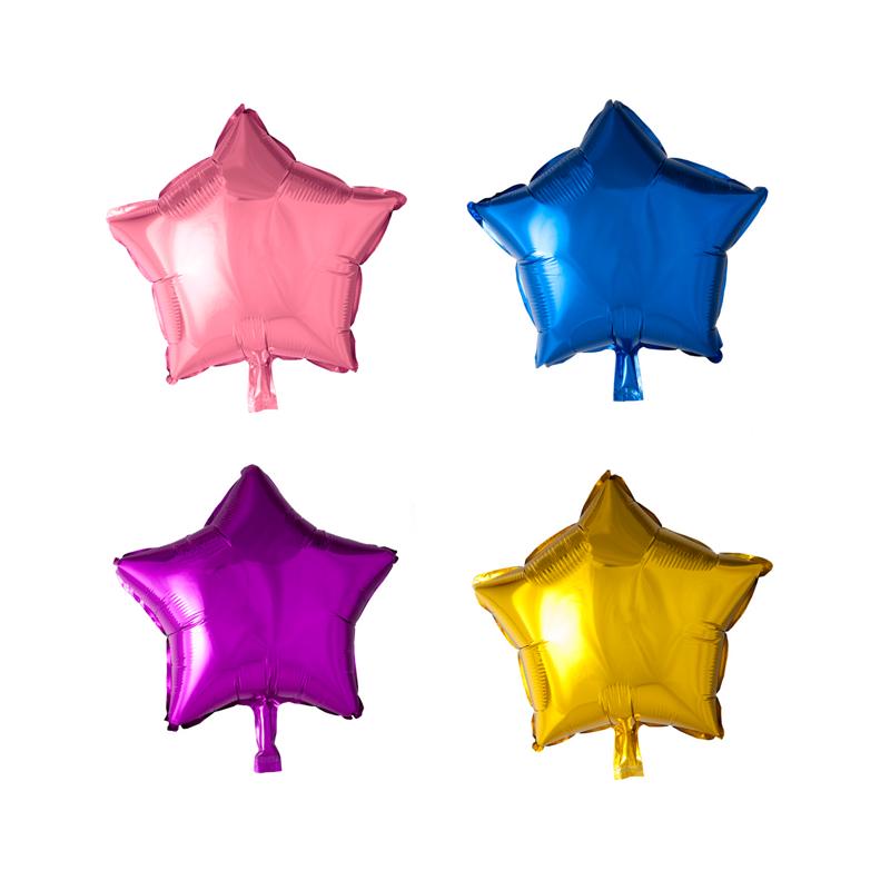 """Stjerne 18"""" Folie ballon"""