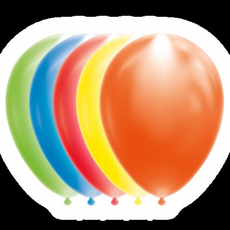 """LED balloner 12"""" - 1077"""