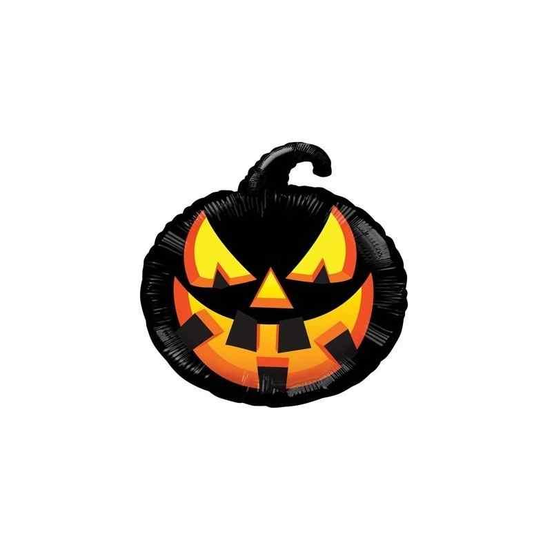 Halloween græskar 45 cm
