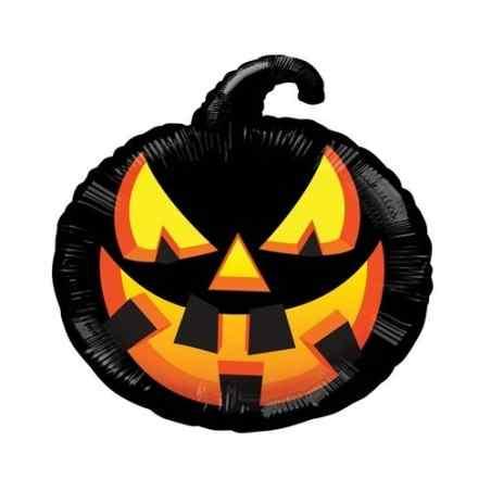 Halloween græskar 45 cm - 237
