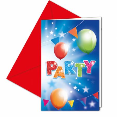 Invitationer - Party - 279
