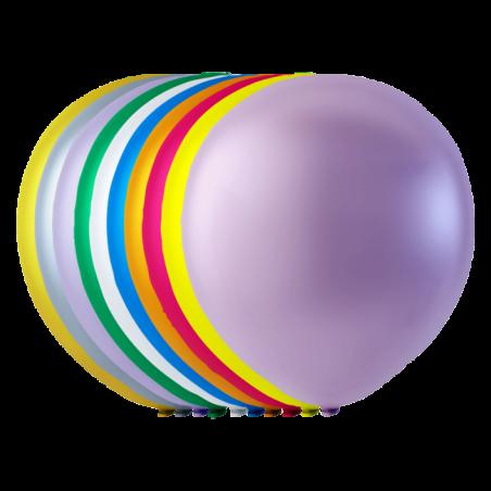 Store Pearl balloner / 100 stk. 30 cm - 283