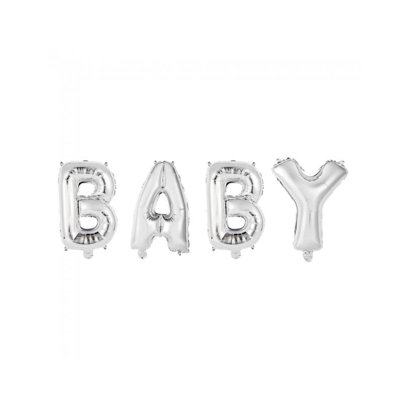 Baby Folie balloner