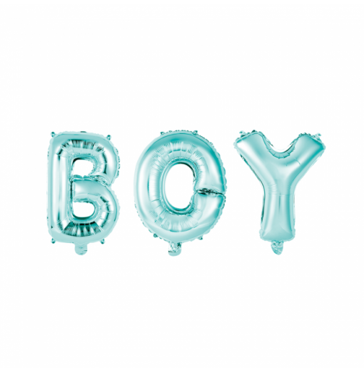 Boy folie ballon