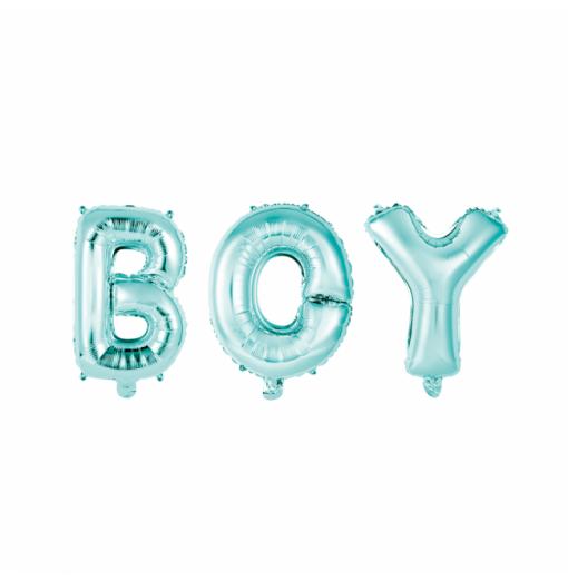 Girl folie ballon