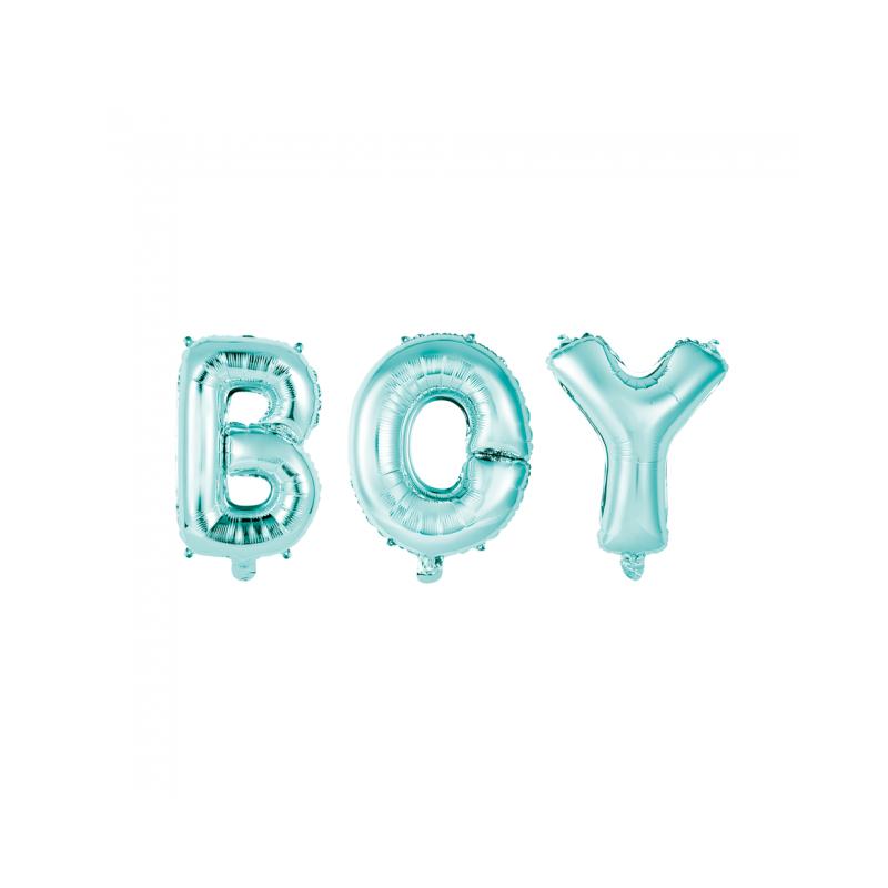 Boy folie ballon