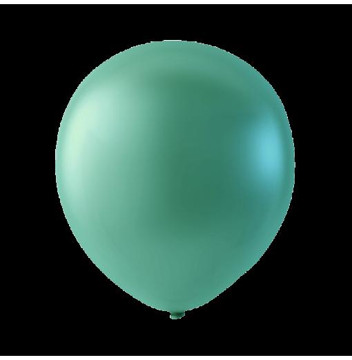 Store metallic/pearl balloner / 100 stk. 30 cm