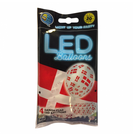 LED Balloner Flag