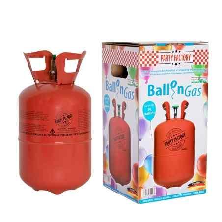 Helium ballongas til 30 balloner - 210 liter Helium
