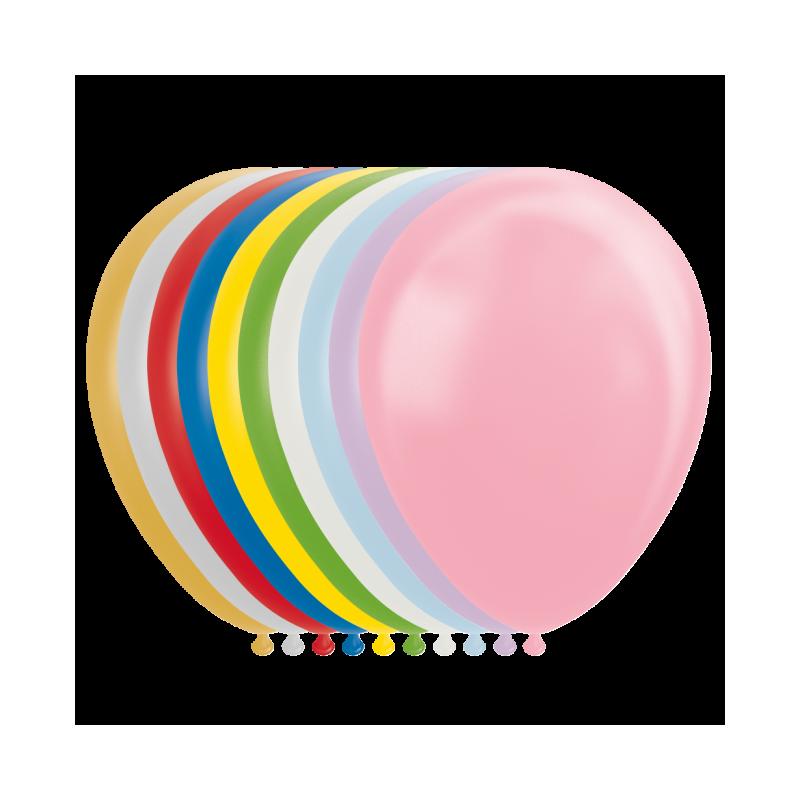 "Pearl 12"" / 30 cm balloner - 25 stk"