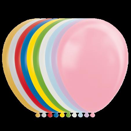 "Pearl 12"" / 30 cm balloner - 25 stk - 630"