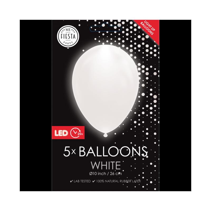 """LED balloner 12"""""""