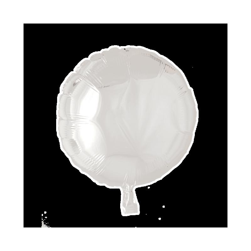 "Rund 18"" folieballon Folie balloner"