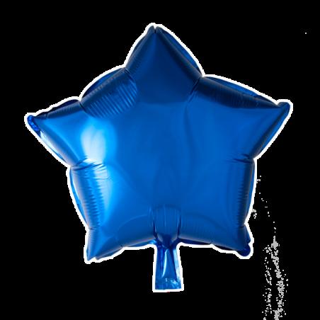 """Stjerne 18"""" Folie ballon - 681"""
