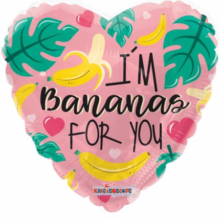 """I'm bananas for you 18"""" - 701"""