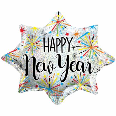 "Happy new year 18"" - 703"