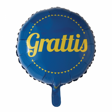 "Grattis 18"" - 710"