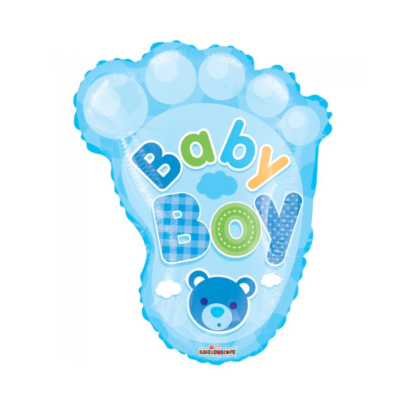 """Baby fod dreng 18"""""""
