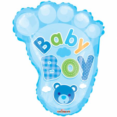 """Baby fod dreng 18"""" - 711"""