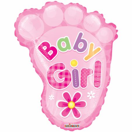 "Baby fod pige 18"" - 713"