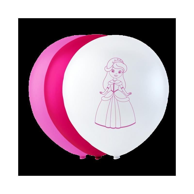 "Prinsesse balloner 10"""