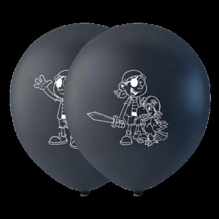 "Pirat balloner 10"" - 732"