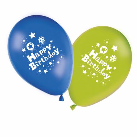 "Happy Birthday 11"" - 735"