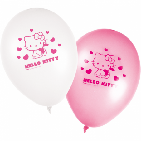 "Hello kitty balloner 11"" - 737"