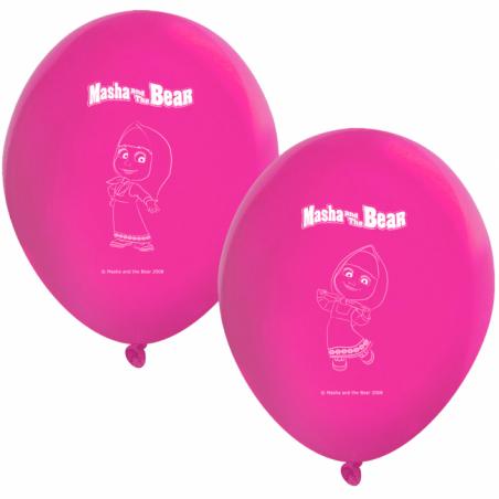 """Masha og bjørnen balloner 11"""" - 738"""