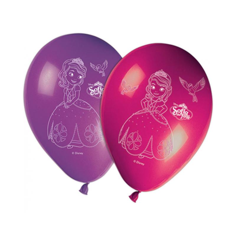 """Sofia den første 11"""" Balloner med print"""