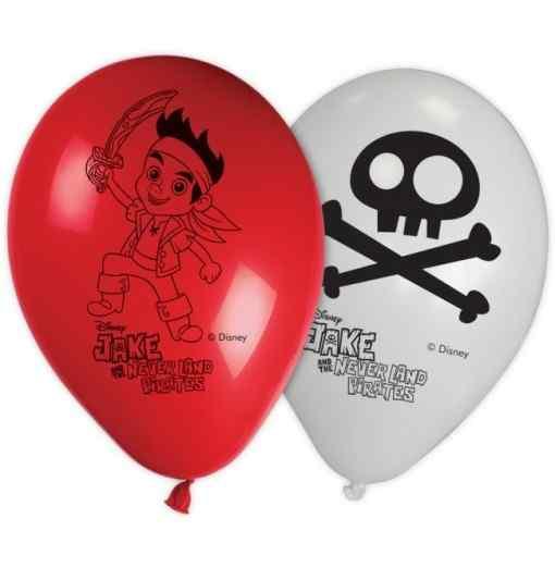 "Jake the pirat balloner 11"""