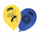 """Spiderman balloner 11"""" Balloner med print"""