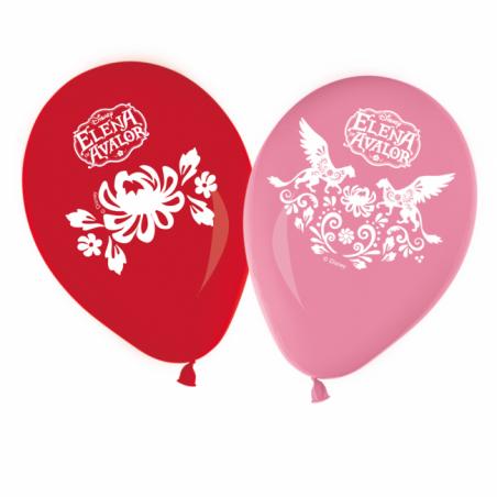 """Elena fra Avalor balloner 11"""" - 748"""