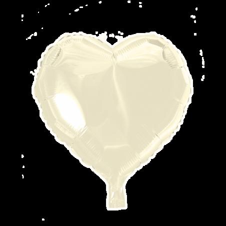 """Hjerte ballon i folie 18"""" - 756"""
