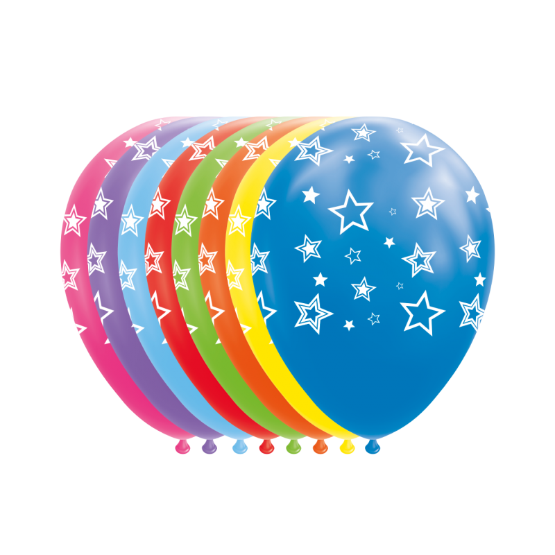 """Stjerne balloner 12"""""""