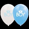 "Boy balloner 12"" Baby"