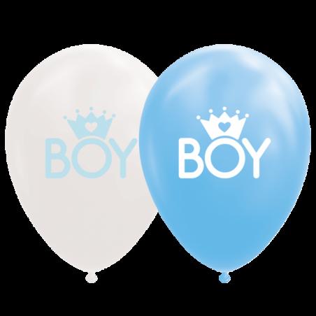 "Boy balloner 12"" - 776"