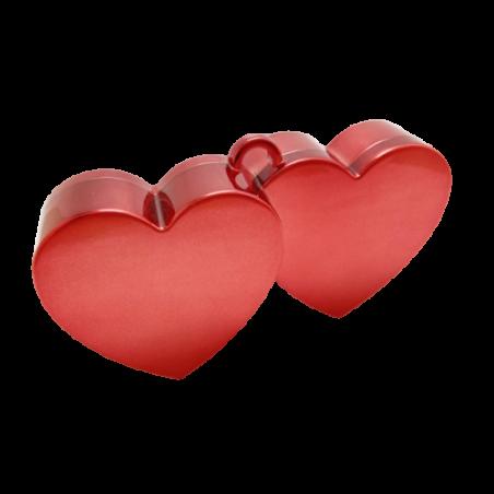 Ballonvægt hjerte - 791