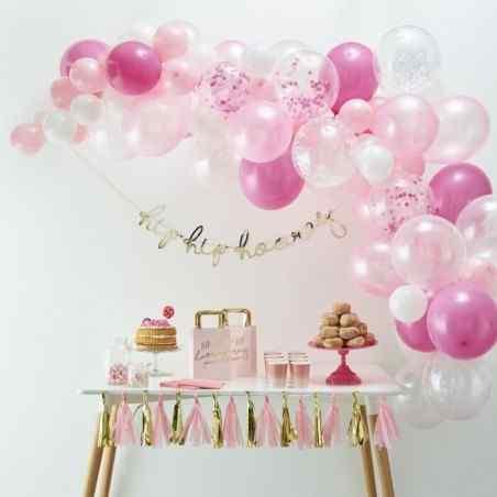 Ballonbue - Pink - 837