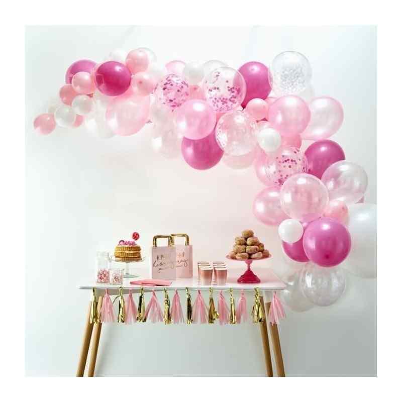 Ballonbue - Pink Ballon Buer