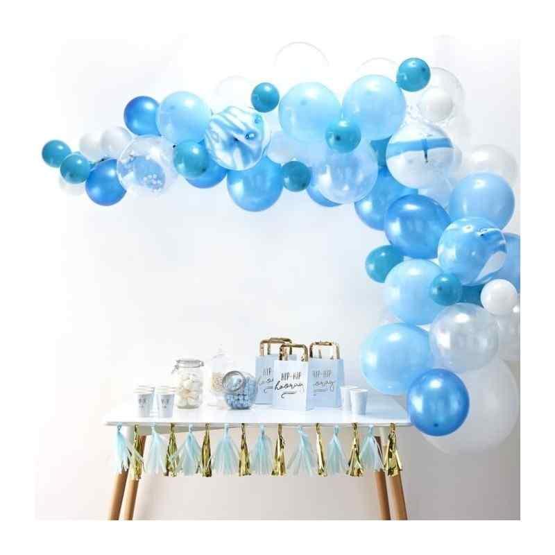 Ballonbue - Blå
