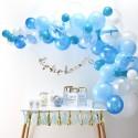 Ballonbue - Blå Ballon Buer