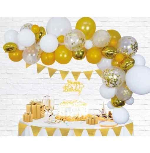 Ballonbue - Guld Ballon Buer