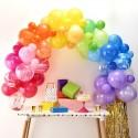 Ballonbue - Regnbue Ballon Buer