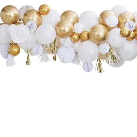 Ballonbue - Guld - 920