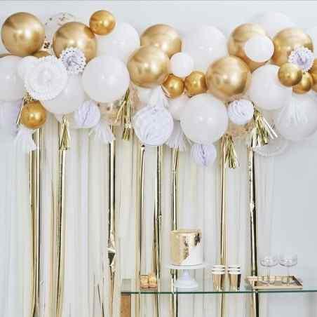 Ballonbue - Guld - 921