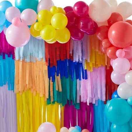 Ballon Mix - Regnbue - 924