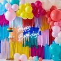 Ballon Mix - Regnbue Ballon Mix