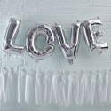 """""""Love"""" - Bogstaver - Sølv Kærlighed"""